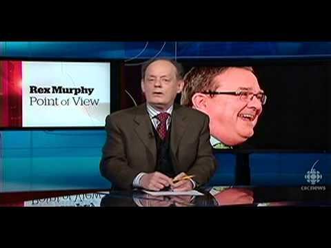 Rex Murphy   A Tribute to Jim Flaherty