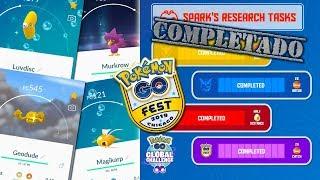 TODOS LOS BONUS CONSEGUIDOS EN EL CHICAGO GO FEST 2019!! MI EVENTO y COMPENSACIÓN CLIMA | Pokémon GO