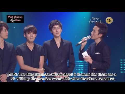 [eng][100724] Super Junior: Yhy Sb Interview video