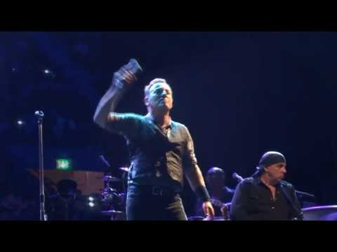 Bruce Springsteen - My hometown - Stockholm 11.5.2013