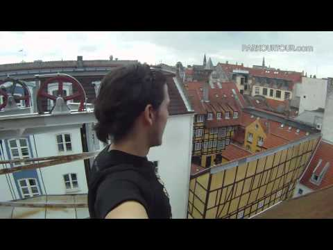 First Person Parkour - Daniel Ilabaca Parkour Tour