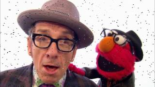Watch Elvis Costello Sittin And Thinkin video