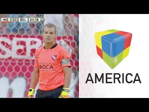 La lupa de América: Así atajó el Ruso Rodríguez