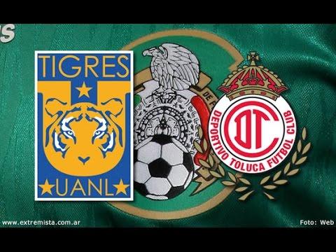 Tigres Vs Toluca 2-0 CopaMx a2014