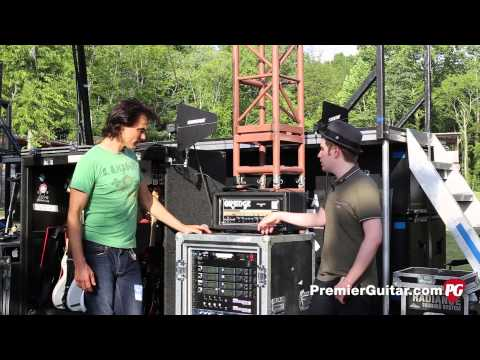 Rig Rundown - Fall Out Boy's Patrick Stump, Joe Trohman, and Pete Wentz