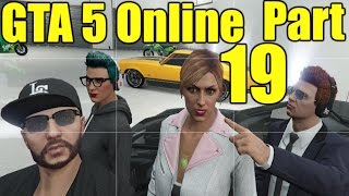 The FGN Crew Plays: GTA 5 Online #19 - Supercar Loopride WTF (PC)