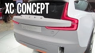 2015 VOLVO XC COUPE Concept First Look ( XC90 ? )