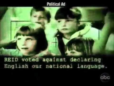 EXTREMELY RACIST AND DISTURBING CAMPAIGN AD