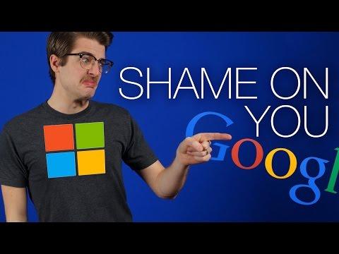 ISIS hacks U.S. social media, Microsoft scolds Google,