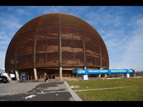 Dziwna Chmura Nad Genewą Może Być Związana Z Działalnością CERN