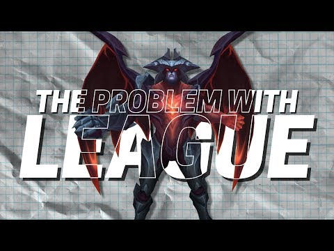 The Downsides of a Constantly Evolving Game (League of Legends - Doublelift)