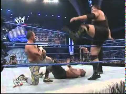 John Cena & Rey Mysterio Vs Big Show & Chavo Guerrero (hq) video