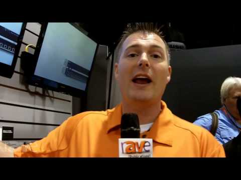CEDIA 2013: Atlona Talks about HDVS Sender and Receivers