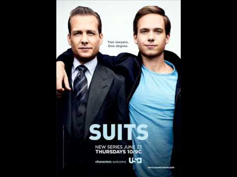 SUITS OST - Season 1