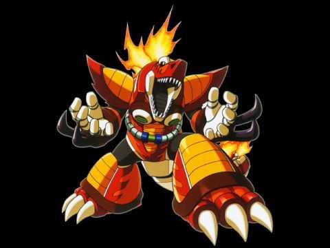 Megaman x5 mattrex stage theme (burn dinorex stage)