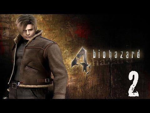 Resident Evil 4 #2 - THATS A BIG.. SALAMANDER THING