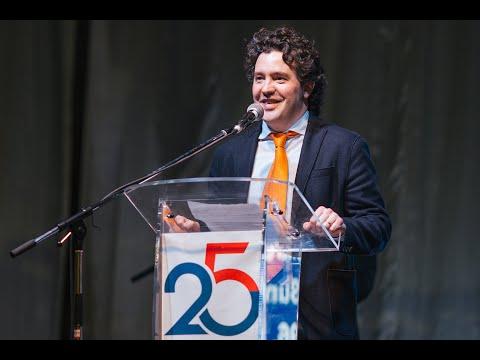 Discurs - Luca Zanetti- Beszéd 2019 03 09
