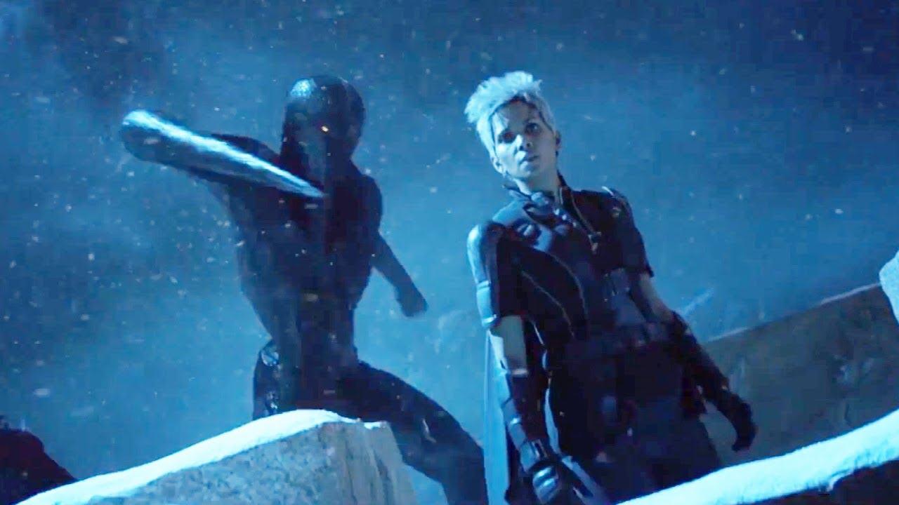 X Men Days Of Future Past Iceman XMen Days of Future Past