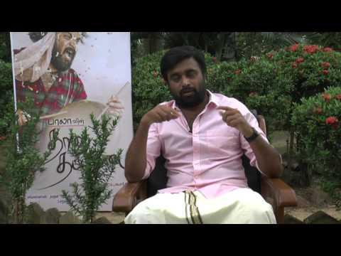 Thaarai Thapattai Team Interview - Sasikumar 1 | M.Sasikumar, Varalaxmi Sarathkumar | Ilaiyaraaja