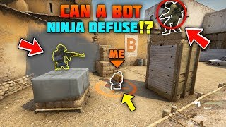 CS:GO - How Smart Are The Bots?