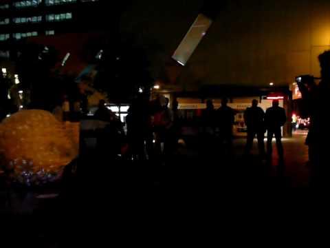 Protest Against Israeli Massacre on Humaniterian Aid Flotilla Boat June 1st 10 Brisbane Australia