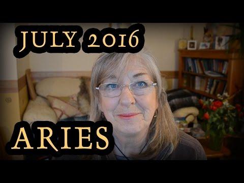 Aries July 2016 Horoscope