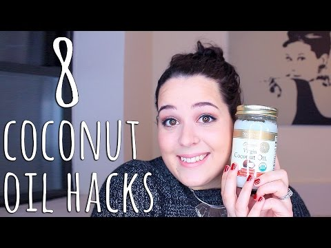 Beauty Hacks: Fail or Holy Grail? ♥ Coconut Oil | Ellko