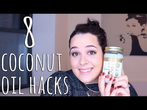 Beauty Hacks: Fail or Holy Grail? ♥ Coconut Oil | Ellko
