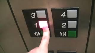 Otis Series 1 HIGHdraulic Elevator @ West Eglinton Medical Centre, York ON