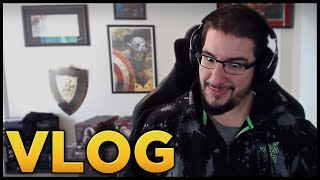 VLOG - Legion Beta, Warcraft Movie, Bots, Curse, Weight Loss