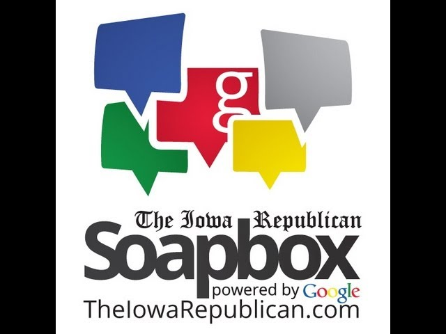 The Iowa Republican Soapbox Powered by Google