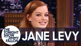 Jane Levy Confesses She Had a Jimmy Fallon Shrine in Seventh Grade