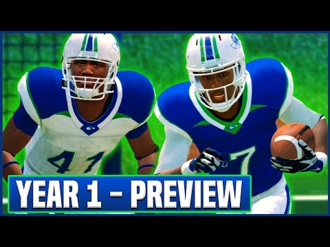 SEASON PREVIEW & TOP 10 RECRUITS - NCAA Football 14 Teambuilder Dynasty Ep.3