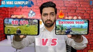 Redmi Note 7 Pro vs Samsung Galaxy A50 - Gameplay Test | KISNE KISKO DHOYA??