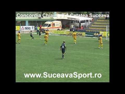 Liga a II-a: Concordia Chiajna 0-1 Cetatea Suceava - Etapa 31