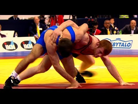 70Kg - Gold Match - Freestyle Wrestling - European Championships 2014