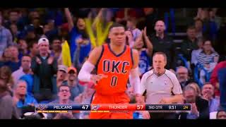 Russell Westbrook Mix Congratulations
