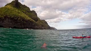 Growing up on Kauai