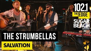 The Strumbellas - Salvation (Live at the Edge)