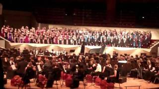 Bonse Aba - Continental League Honor Choir 2011