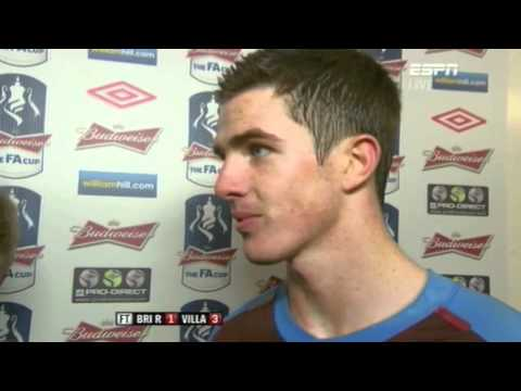 Albrighton and Clark post-match reaction