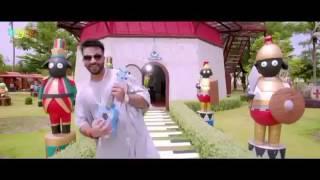 Sakib khan new movie song KALA CHASMA  (official video)