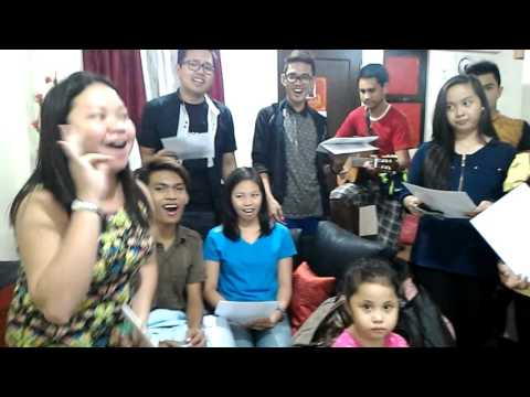 Joy to the World & Tagalog Medley by MOJ