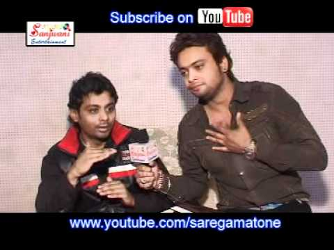 Badal babali ka first recording ka Interview & Hot Bhojpuri song