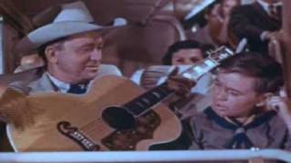 Watch Tex Ritter Remember The Alamo video