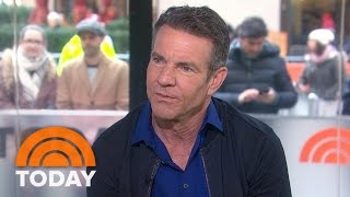 Dennis Quaid On 'A Dog's Purpose': 'Absolutely No Dogs Were Harmed' | TODAY
