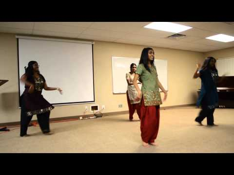 K3G Girls Bollywood Fusion Dance Performance