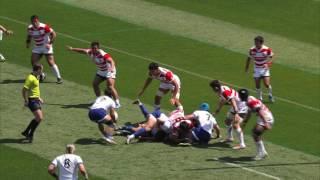 Korea vs Japan Highlights - ARC 2017 Week #1