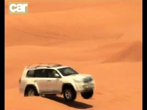 Arctic Trucks Toyota Land Cruiser Xtreme for Middle East