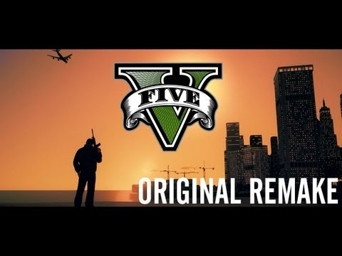 GTA V Trailer Remake